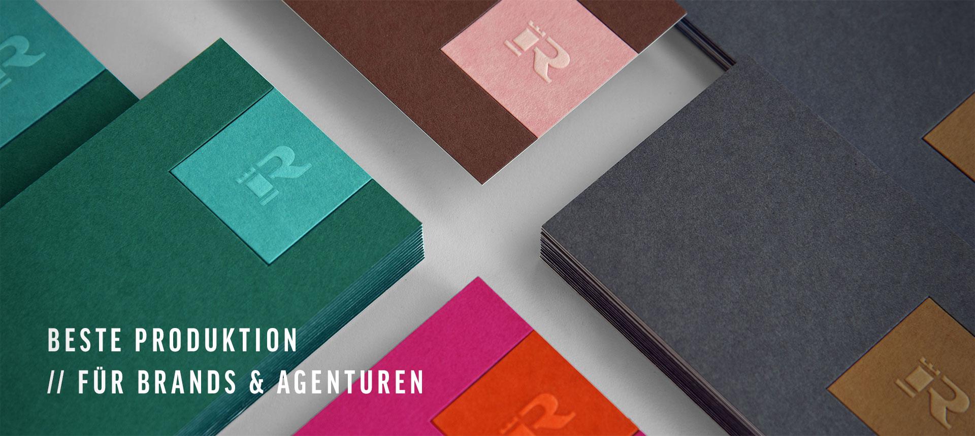 Beste Produktion // Für Brands & Agenturen