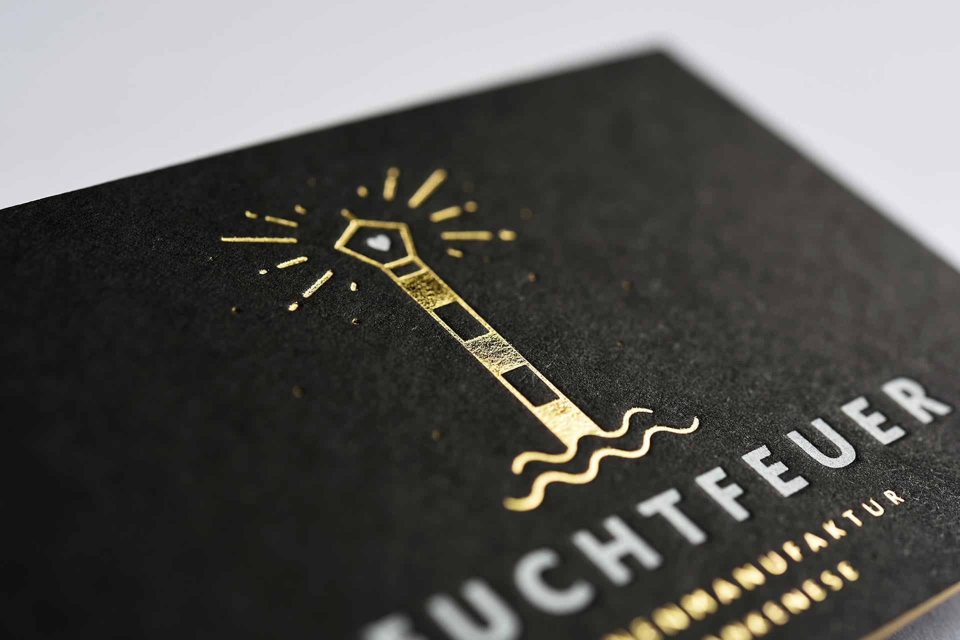 Visitenkarten Leuchtfeuer