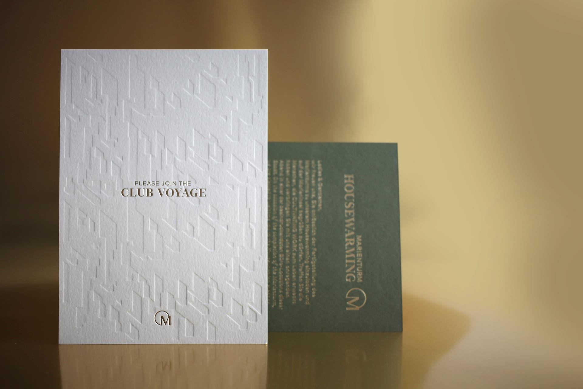 Karten Club Voyage