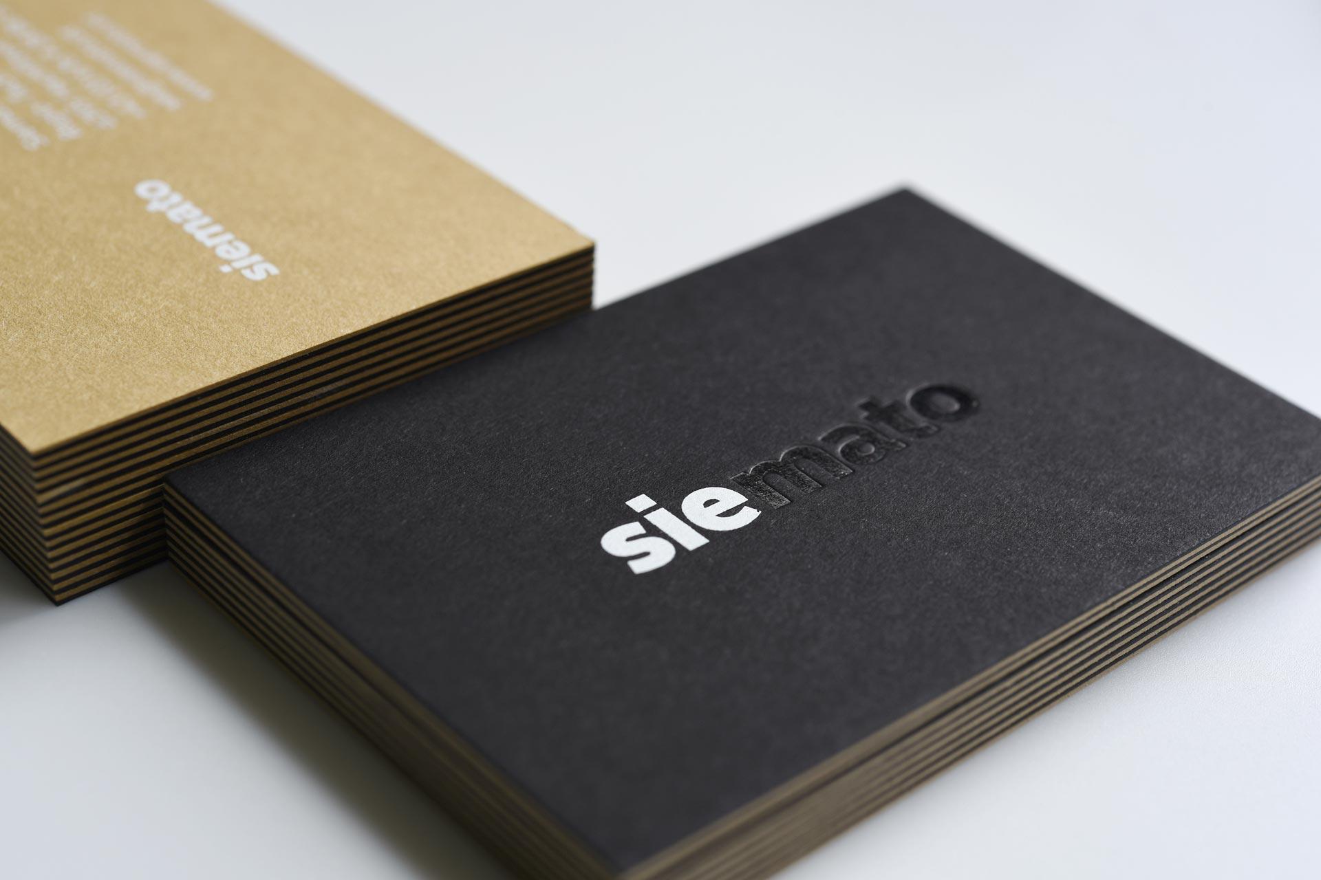 Geschäftsausstattung Siemato