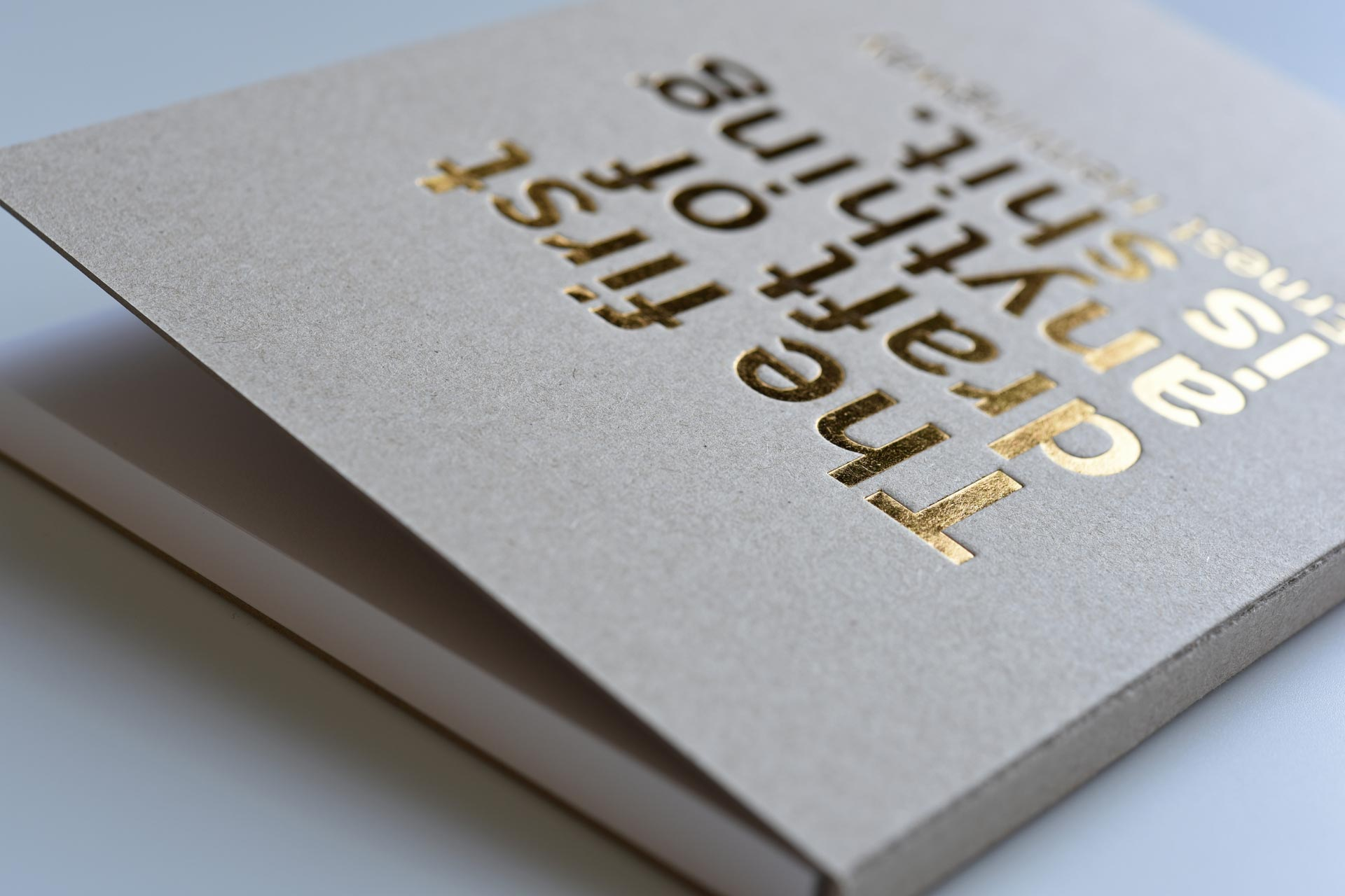 Graukarton Notebooks