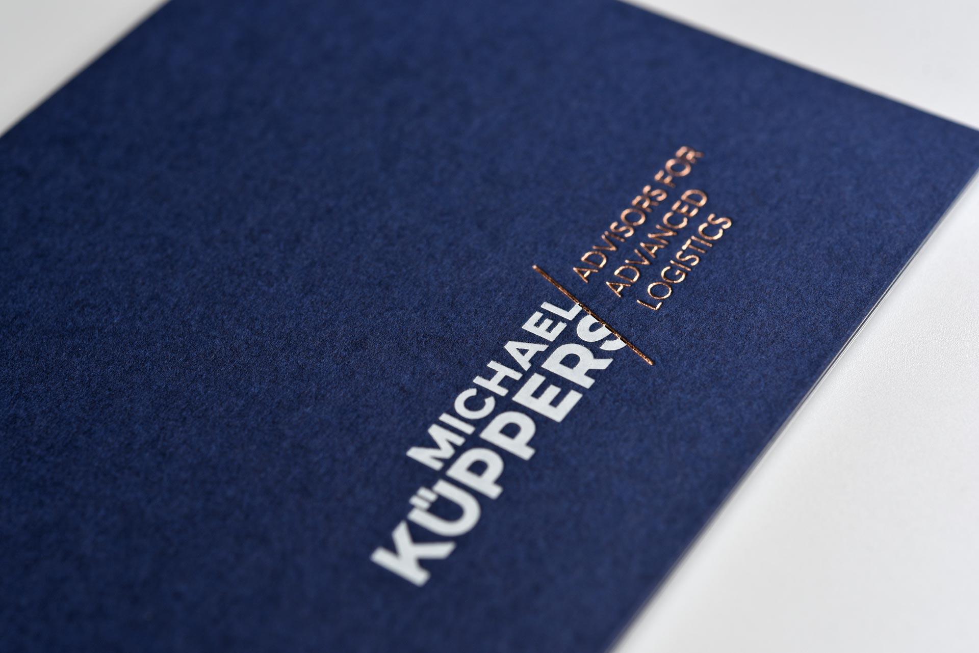 Geschäftsausstattung Michael Küppers