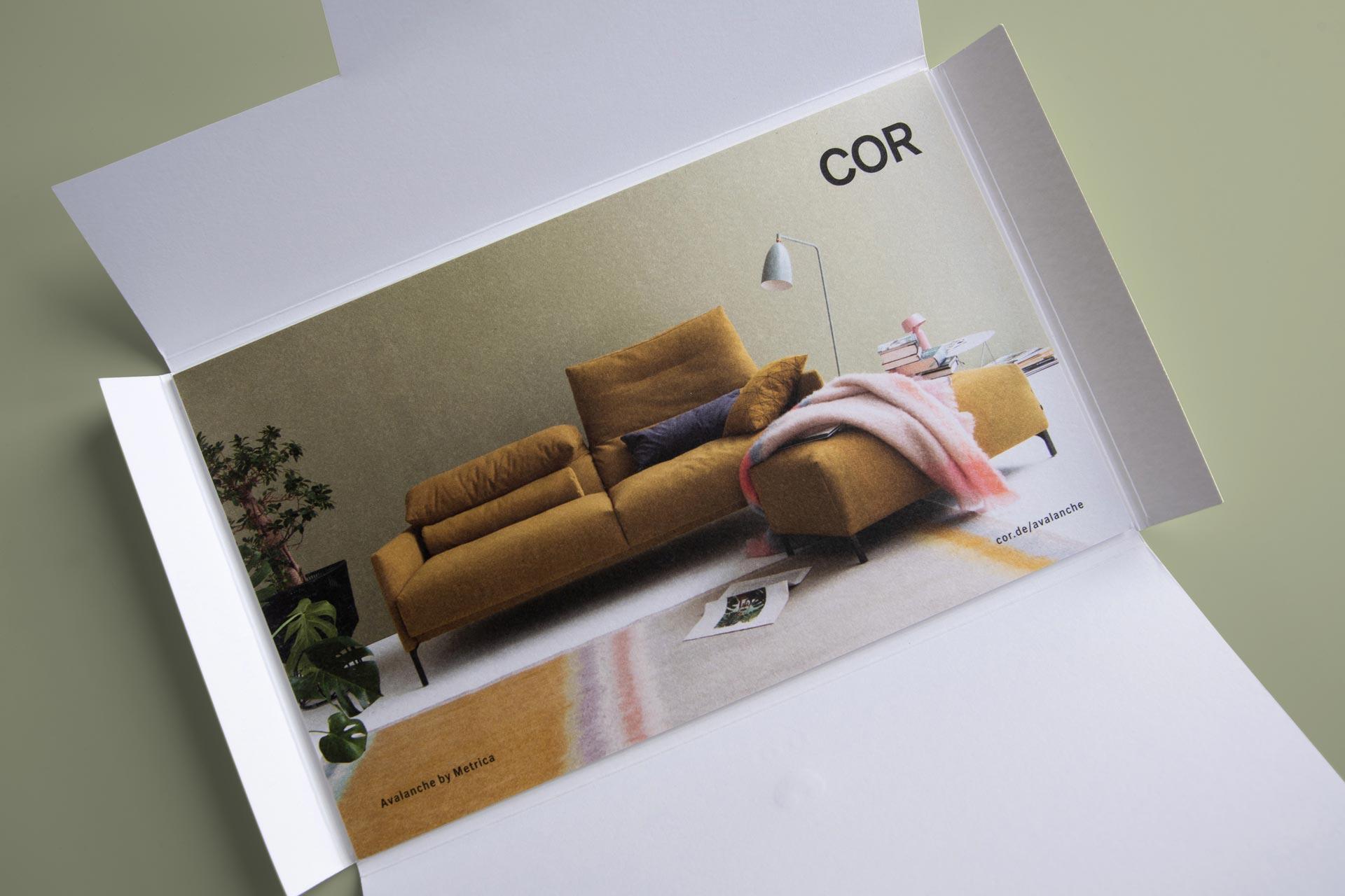 COR Produktkarten
