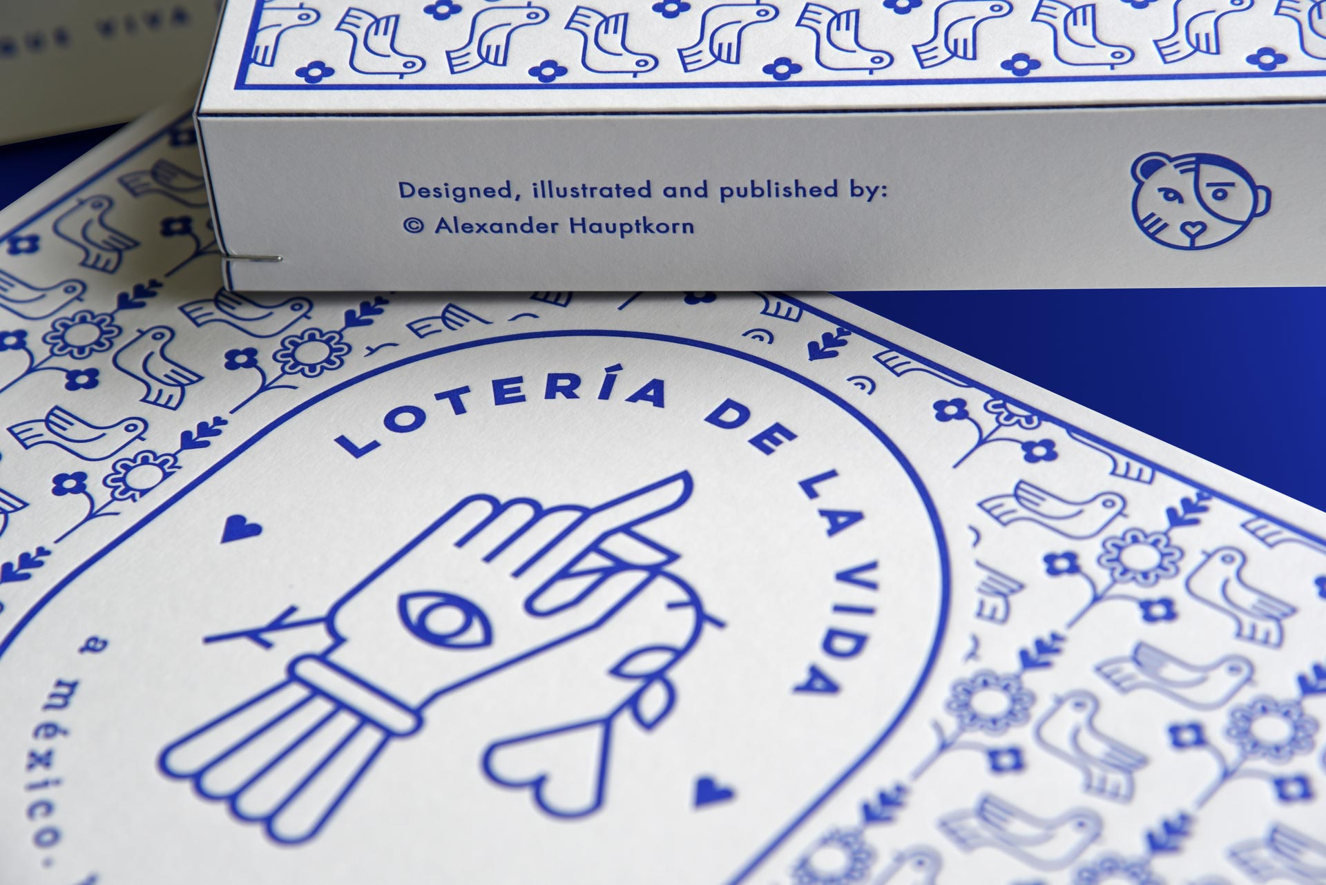 Packaging Loteria de la Vida