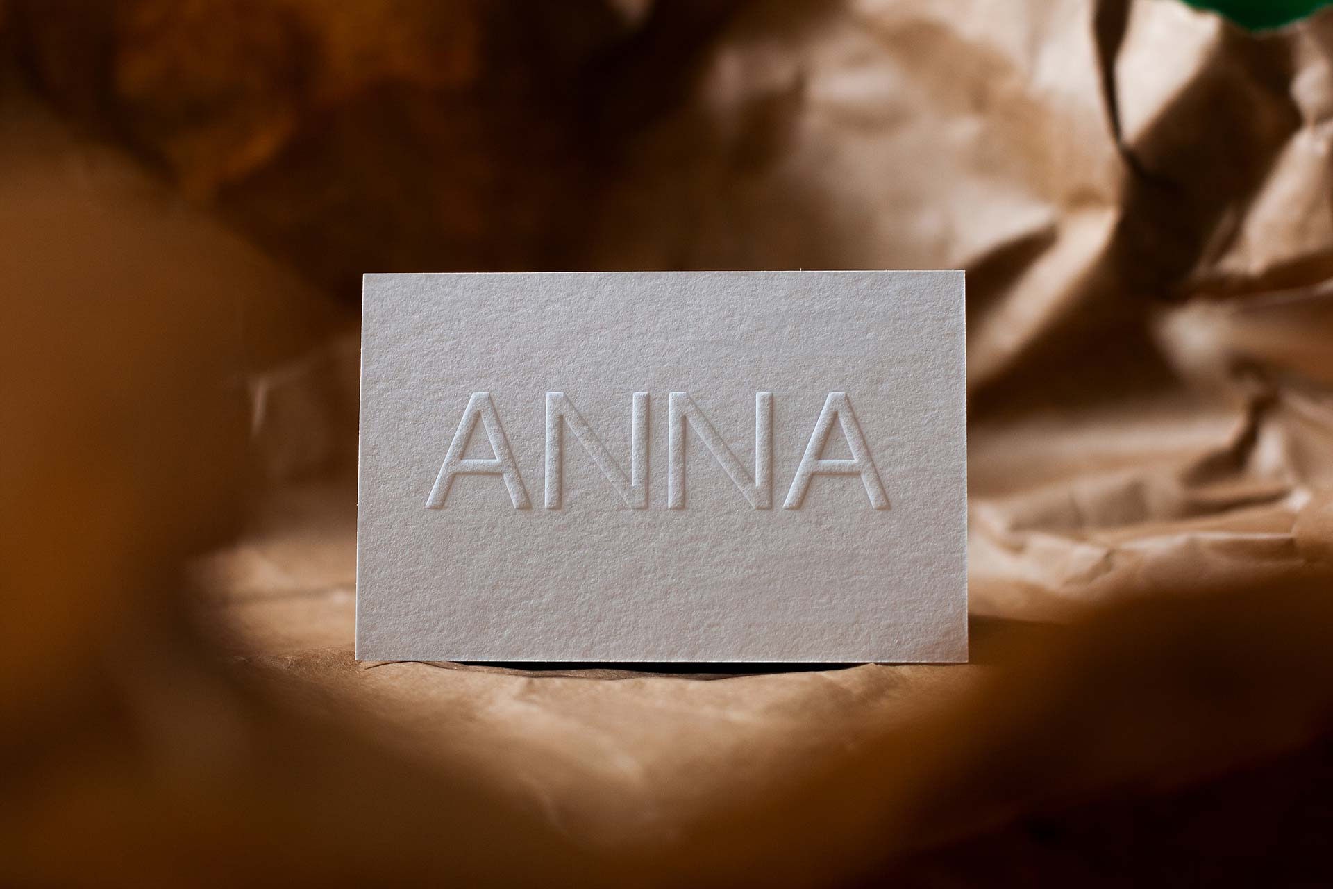 Visitenkarten Anna Kemper