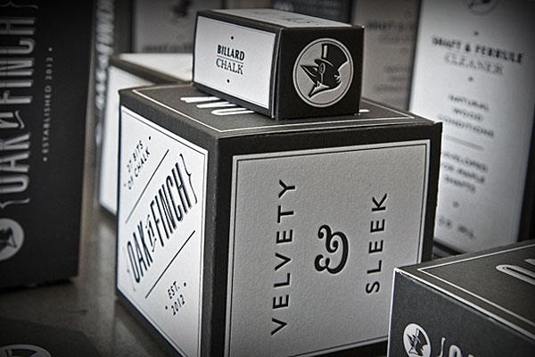 Packaging Oak 'n' Finch