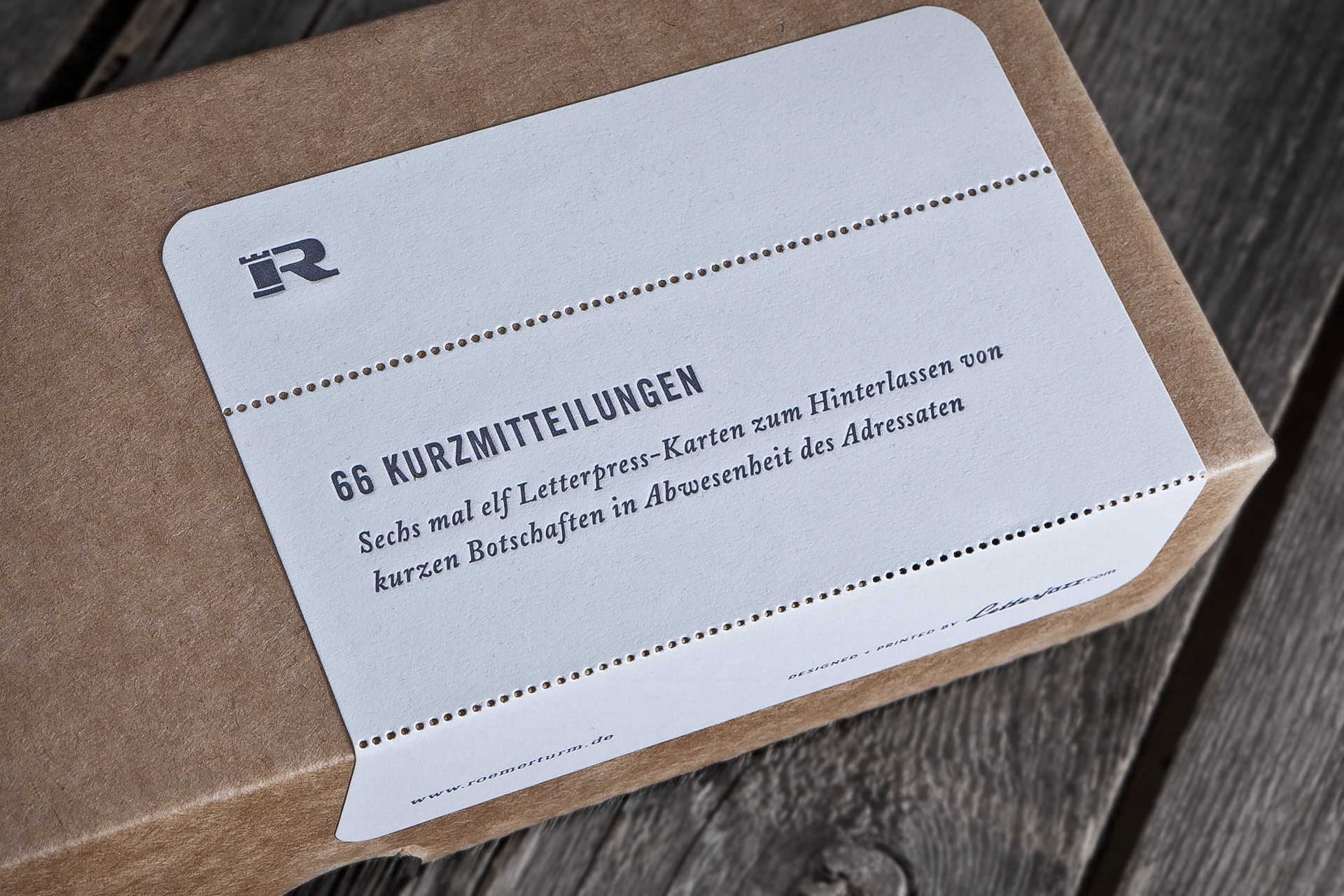 Römerturm-Box