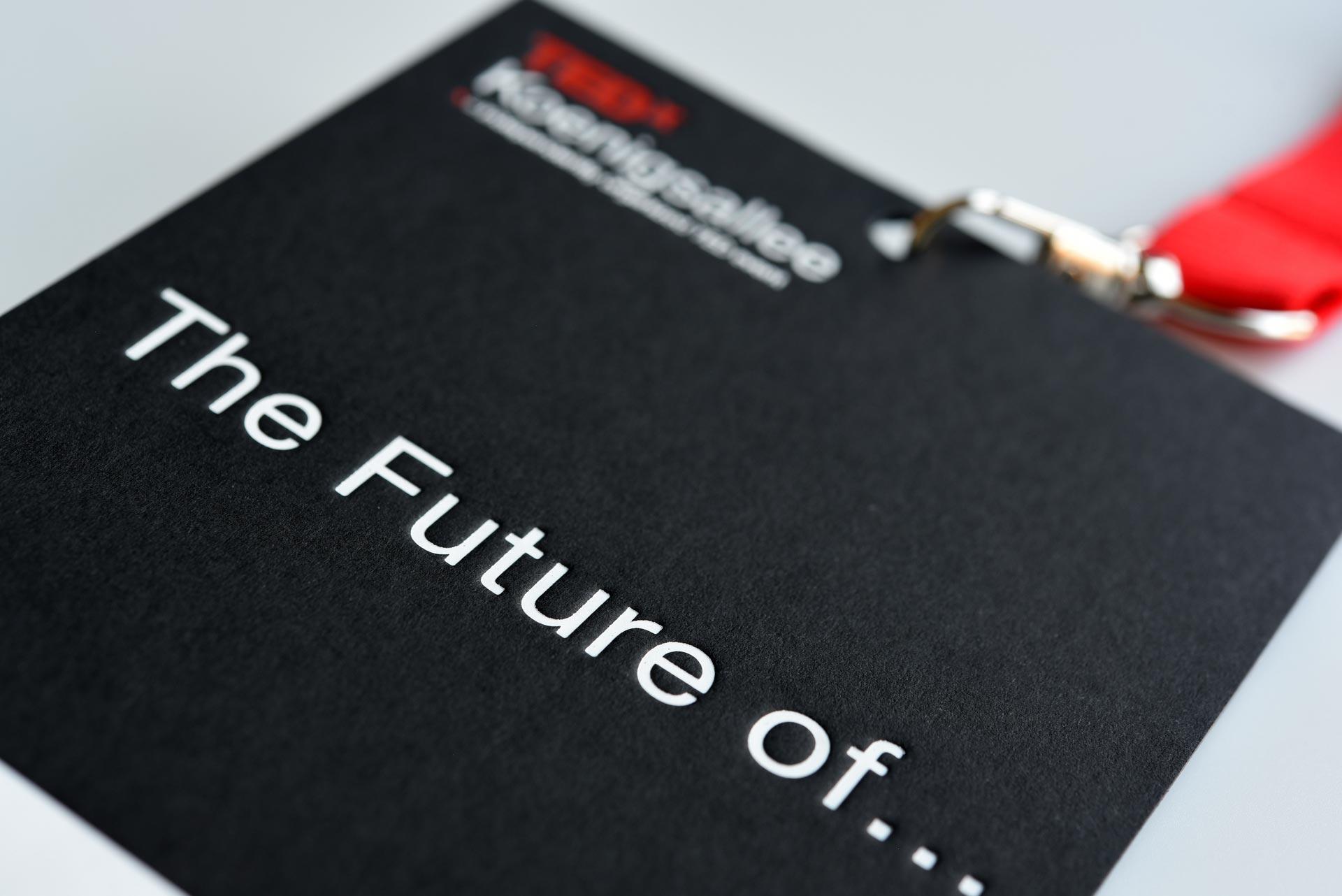 TEDx Programm-Badge